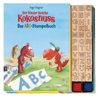 Der kleine Drache Kokosnuss - Das ABC-Stempelbuch