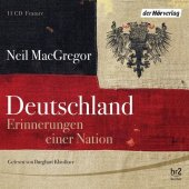Deutschland, 11 Audio-CDs Cover
