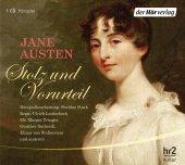 Stolz und Vorurteil, 1 Audio-CD