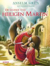 Die Legende vom heiligen Martin Cover