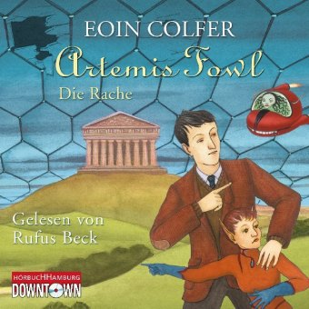 Artemis Fowl - Die Rache, 5 Audio-CDs