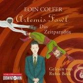 Artemis Fowl - Das Zeitparadox, 6 Audio-CDs