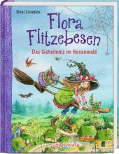 Flora Flitzebesen - Das Geheimnis im Hexenwald Cover