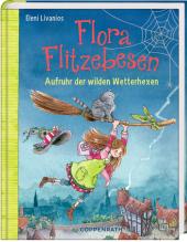 Flora Flitzebesen - Aufruhr der wilden Wetterhexen Cover