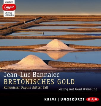 Bretonisches Gold, 1 MP3-CD