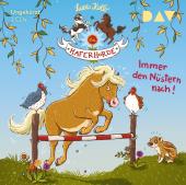 Die Haferhorde - Immer den Nüstern nach!, 2 Audio-CDs