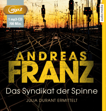 Das Syndikat der Spinne, MP3-CD