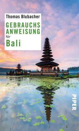 Gebrauchsanweisung für Bali