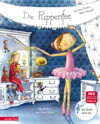Die Puppenfee, m. 1 Audio-CD