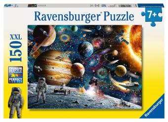 Im Weltall (Kinderpuzzle)