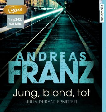 Jung, blond, tot, 1 MP3-CD