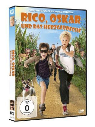 Rico, Oskar und das Herzgebreche, 1 DVD
