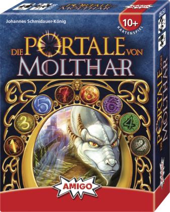 Die Portale von Molthar (Kartenspiel)