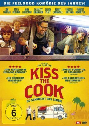Kiss the Cook - So schmeckt das Leben!, 1 DVD
