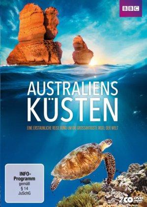 Australiens Küsten, 2 DVDs