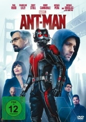 Ant-Man, 1 DVD Cover