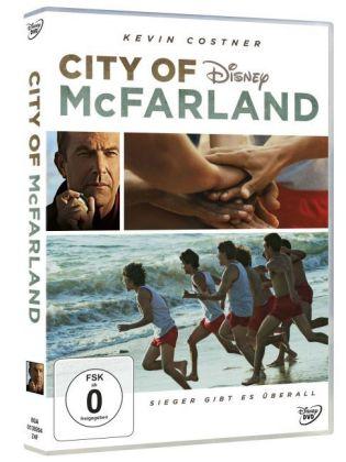 City of McFarland - Sieger gibt es überall, 1 DVD