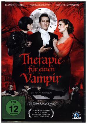 Therapie für einen Vampir, 1 DVD