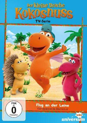 Der kleine Drache Kokosnuss - TV Serie - Flug an der Leine, 1 DVD
