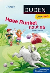 Hase Runkel haut ab Cover