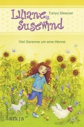 Liliane Susewind - Viel Gerenne um eine Henne Cover