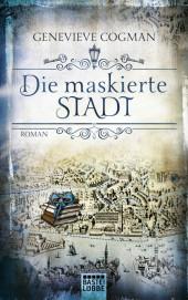 Die maskierte Stadt Cover