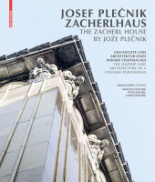 Josef Plecnik. Zacherlhaus. The Zacherlhaus by Joze Plecnik