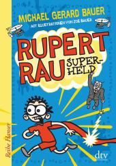 Rupert Rau - Superheld Cover