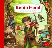 Robin Hood, Audio-CD Cover