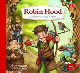 Robin Hood, Audio-CD