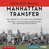 Manhattan Transfer, 6 Audio-CDs Cover
