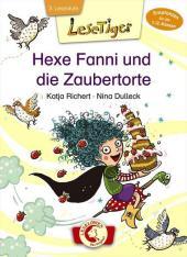 Hexe Fanni und die Zaubertorte Cover