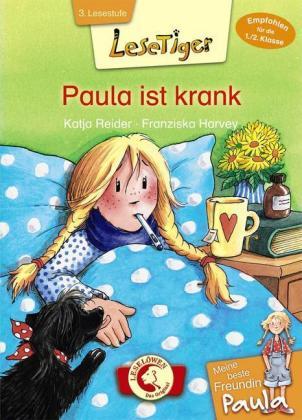 Meine beste Freundin Paula: Paula ist krank