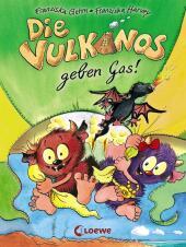 Die Vulkanos geben Gas! Cover