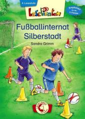 Fußballinternat Silberstadt Cover