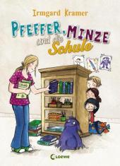 Pfeffer, Minze und die Schule Cover