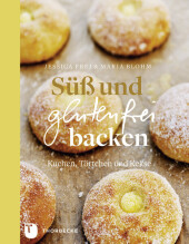 Süß und glutenfrei backen Cover