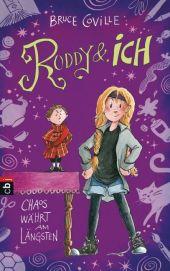 Roddy und ich - Chaos währt am längsten Cover
