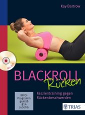 Blackroll Rücken, m. DVD