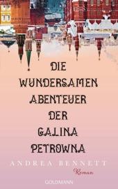 Die wundersamen Abenteuer der Galina Petrowna Cover