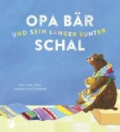 Opa Bär und sein langer bunter Schal Cover
