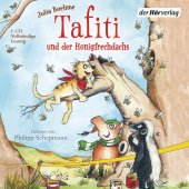 Tafiti und der Honigfrechdachs, 1 Audio-CD