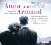 Anna und Armand, 6 Audio-CDs Cover