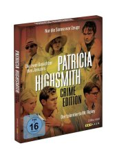 Patricia Highsmith Crime Edition, 3 Blu-rays