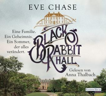Black Rabbit Hall - Eine Familie. Ein Geheimnis. Ein Sommer, der alles verändert, 6 Audio-CDs