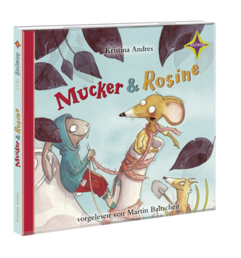Mucker & Rosine, 2 Audio-CDs