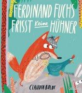 Ferdinand Fuchs frisst keine Hühner Cover