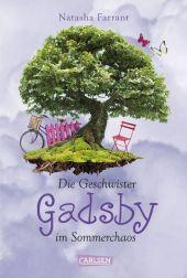 Die Geschwister Gadsby im Sommerchaos Cover