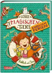 Die Schule der magischen Tiere - Endlich Ferien - Rabbat und Ida Cover