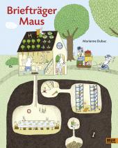 Briefträger Maus Cover